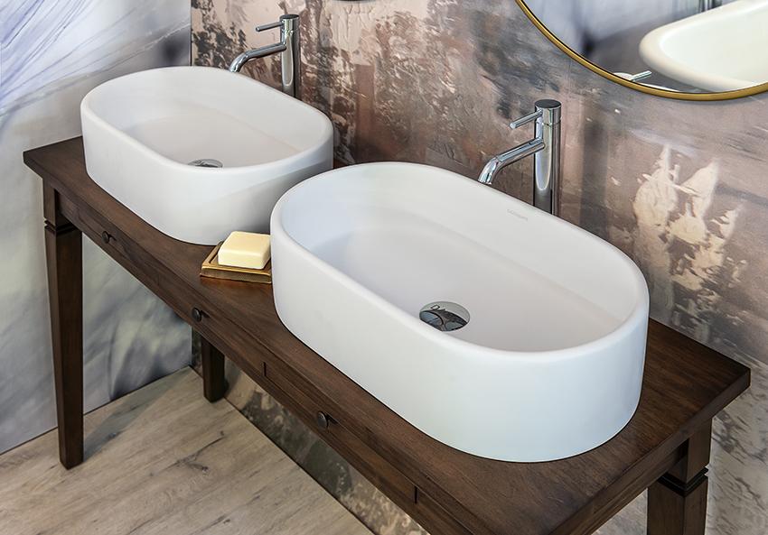 Add a Stylish Basin to your Modern Bathroom