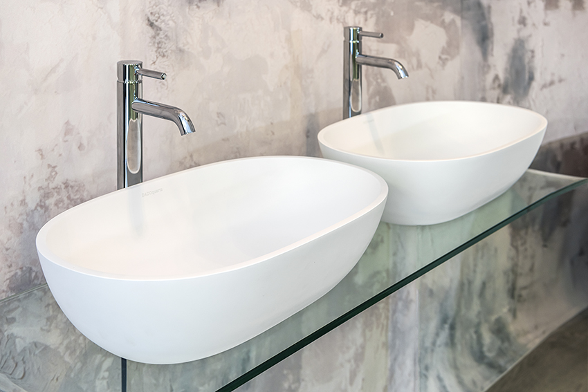 Freestanding Basins and Mixers – You can't have one without the other