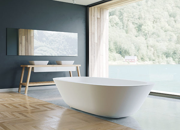 Freestanding Bathtubs -Upgrading in Cape Town