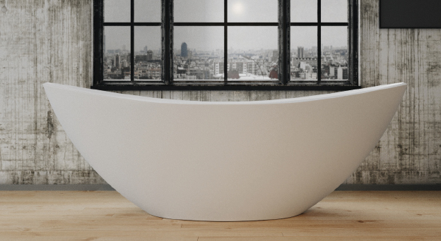 Freestanding Bathtubs: RIO – Where Rhythm and Energy Meet