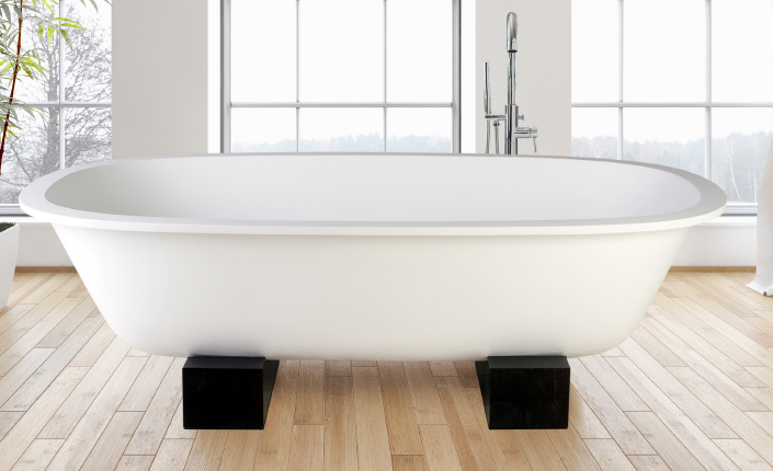 DADOquartz Freestanding Bathtubs have a Global Identity